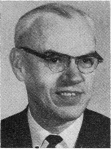 College Dean Clifford Anderson in 1966