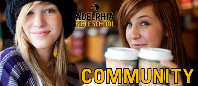 Adelphia Bible School ad