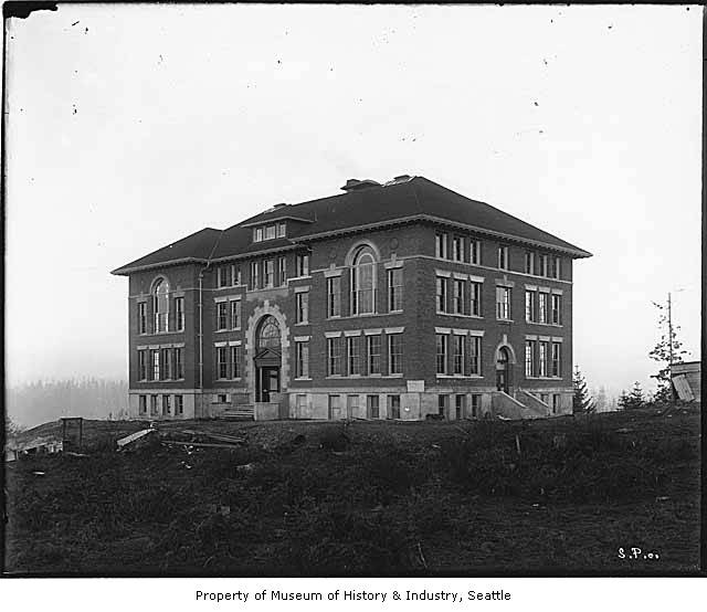 Adelphia College ca. 1905