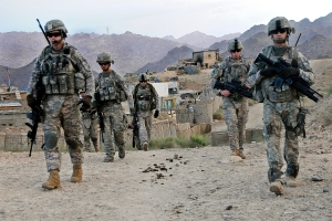 American soldiers in Afghanistan, 2010 - Wikimedia Commons