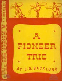 Backlund, A Pioneer Trio