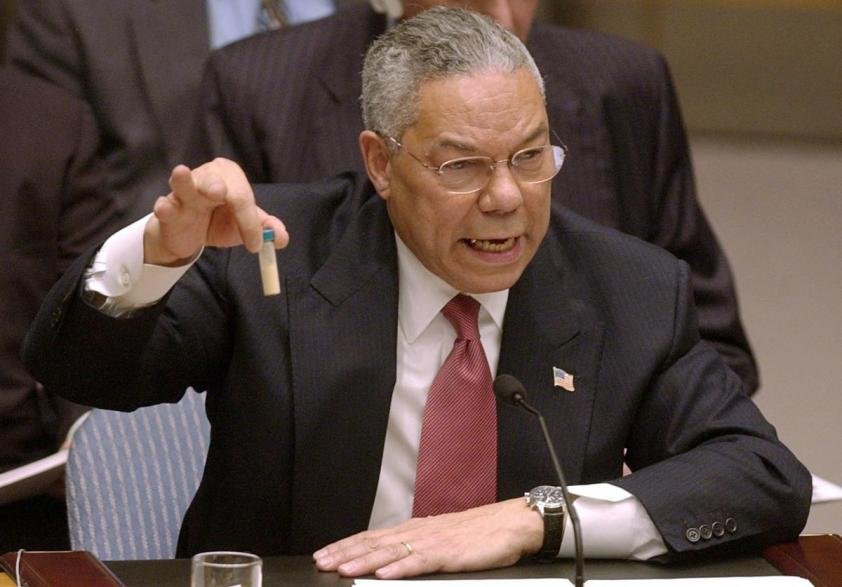 Powell at the UN