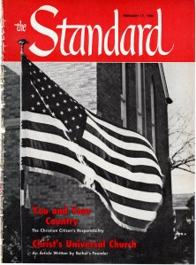 February 17, 1964 Standard - Bethel University Digital Library
