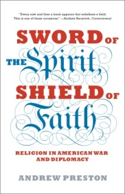 Preston, Sword of the Spirit, Shield of Faith