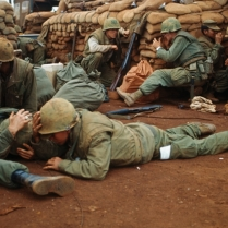 U.S. Troops shelter during Tet - History.com