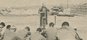 Services in Vietnam, March 11, 1968 - Bethel University Digital Library