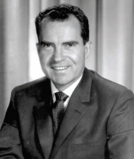 Richard Nixon in 1960 - Wikimedia Commons