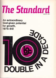 June 15, 1974 Standard - Bethel University Digital Library