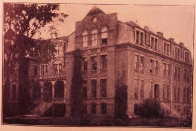 Morgan Hall