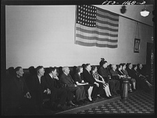 April 1942 meeting of the Småland Society in Minneapolis