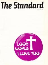 April 17, 1972 Standard - Bethel University Digital Library