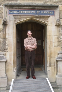 Fletcher in Oxford