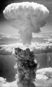 The bombing of Nagasaki - Wikimedia Commons