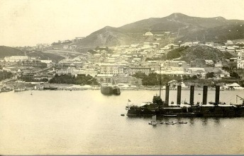 Vladivostok, ca. 1900 - viola