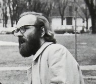 Fagerson and a student in 1972 - Bethel University Digital Library