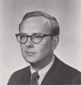 Jon Fagerson ca. 1968 - Bethel University Digital Library