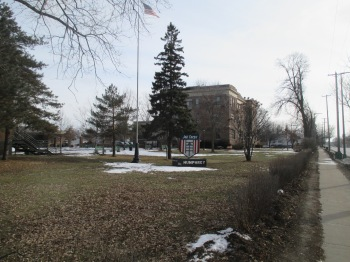 The Snelling Avenue campus today - Author's Collection