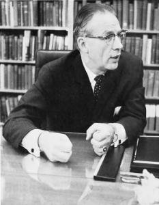 Carl Lundquist, 1968 - Bethel University Digital Library