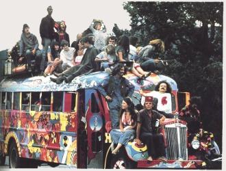 Sixties counterculture