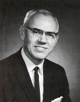 Clifford Larson in 1966