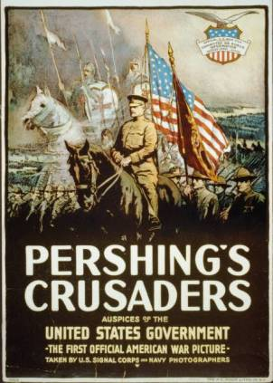 "Poster for ""Pershing's Crusaders"""