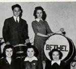 Kiyoo Shimatsu in Bethel Pep Band