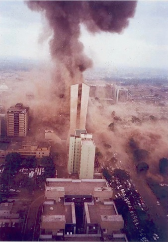 Embassy bombing, 1998