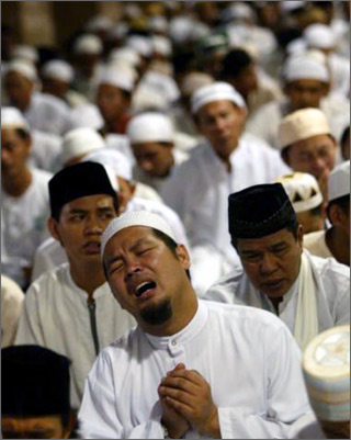 Indonesian Muslims