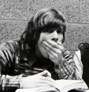Paul Swanson in 1972