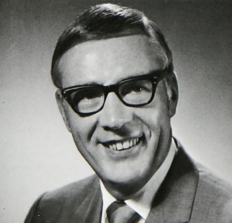 Carl Lundquist in 1971