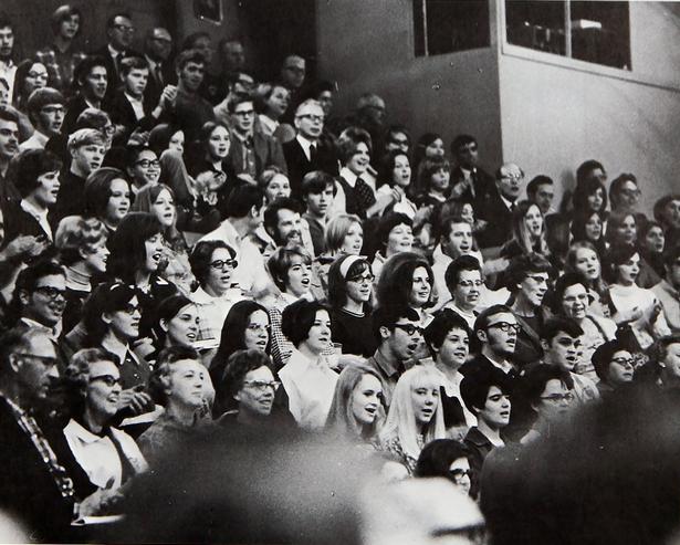 Bethel Chapel circa 1969