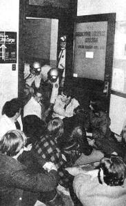 1965 Ann Arbor Draft Board sit-in - KingsAcademy