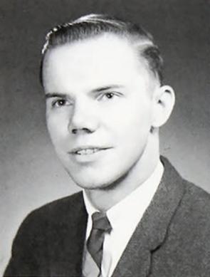 Bill Swenson in 1966