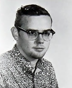 Malcolm Avey, 1967 Spire - BUDL