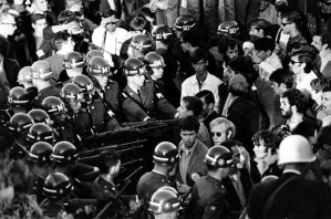 Vietnam protest in Washington, DC - International Staff Ride