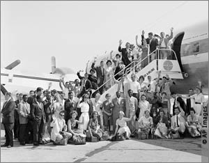 Inaugural Peace Corps class in 1961 - U.S. State Department