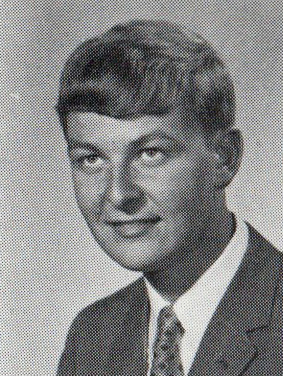 Roderick Steward, 1969 Spire - BUDL