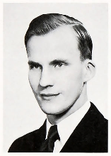 Perry Hedberg in 1950