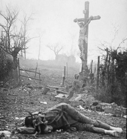 WWI detritus