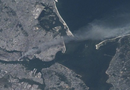 WTC from space