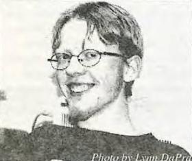 Goddard in 2001