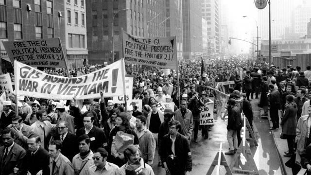 vietnamwarprotest