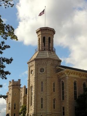 Blanchard Hall, Wheaton
